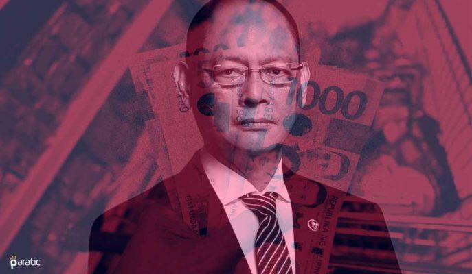 Filipinler'de Enflasyon Ocak'ta Merkez Bankasının Hedefini Aştı