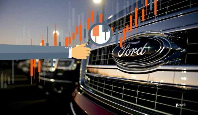 Ford Motor Elektrikli Araç Yatırımlarını 29 Milyar Dolara Çıkarırken, Hisseler Yükseldi
