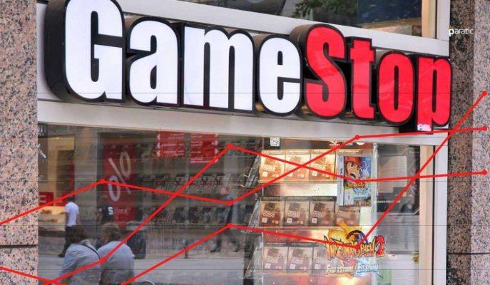 GameStop Hisseleri RobindHood Kısıtlamasının Kaldırılmasıyla 61 Dolara Çıktı