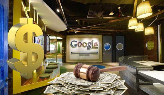 Google Çalışanlarına Yönelik Ayrımcılık Yaptığı için Ceza Ödemeyi Kabul Etti