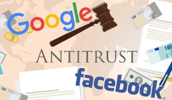 Google ve Facebook'a Bir Medya Şirketi Haksız Rekabet Davası Açtı
