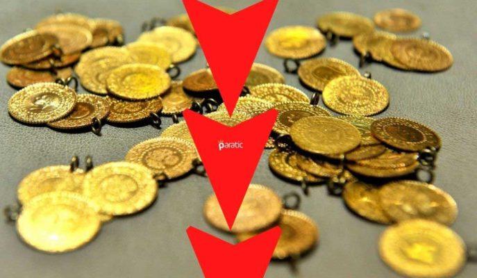 Altın Fiyatlarındaki Kayıp Sürüyor, Gram Türü 398 TL'ye Geriledi