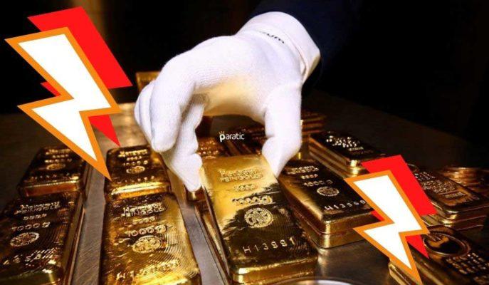 Gram Altın Sürpriz Yaratmayan Faiz Açıklaması Sonrası 397 TL'ye Geriledi