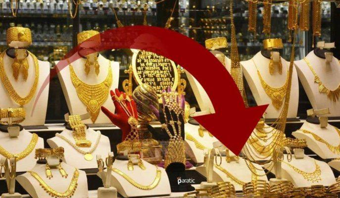 Gram Altın Kasım Rekorunun 146 TL Altına Geriledi