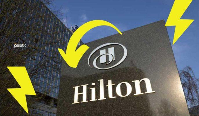 Hilton, Azalan Konaklamalardan Ötürü Son Çeyrekte Beklenmedik Bir Kayıp Yaşadı