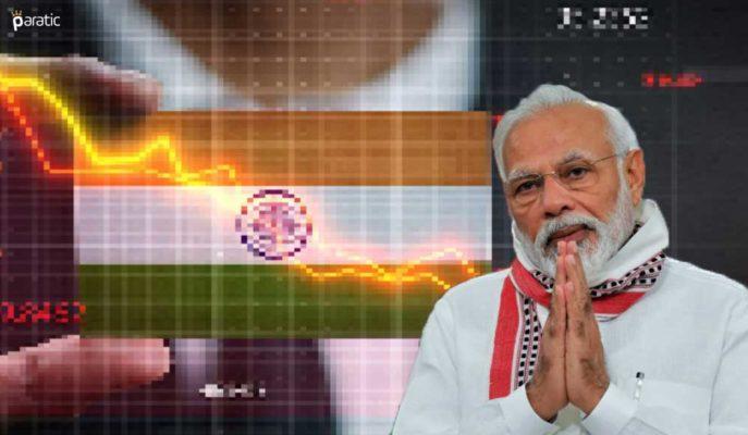 Hindistan Ekonomisi Aralık Çeyreğinde Daralacak