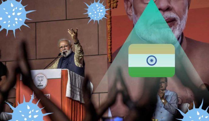 Hindistan GSYİH'si Aralık Çeyreğinde %0,4 Büyüdü