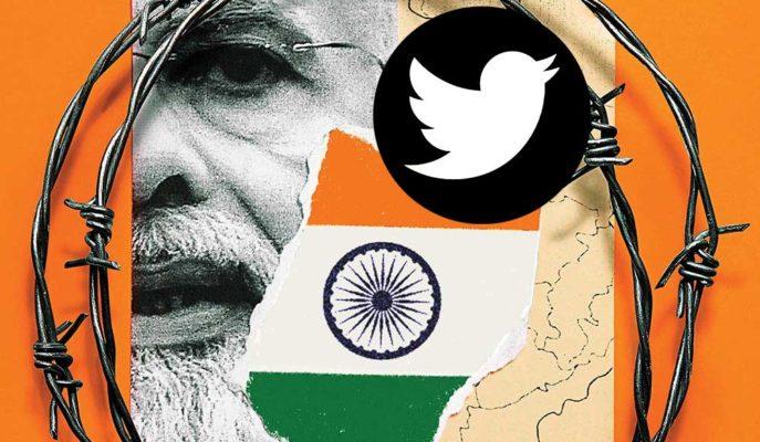 Hindistan Twitter Çalışanlarını Hapse Atmakla Tehdit Ediyor