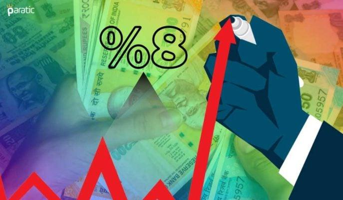 Hindistan'ın Bütçesi Ekonomik Büyümeyi %8'in Üzerine Çıkarabilir