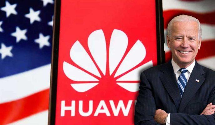 Huawei'nin ABD Yaptırımlarının Biden Döneminde de Sürmesi Bekleniyor