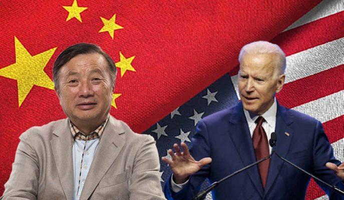 Huawei, ABD'nin Yeni Yönetiminden Yaptırımların Kaldırılmasını İsteyecek
