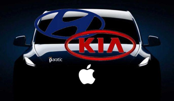 Hyundai ve Kia Hisseleri, Apple Otomobil Anlaşması Haberleriyle Yükseldi