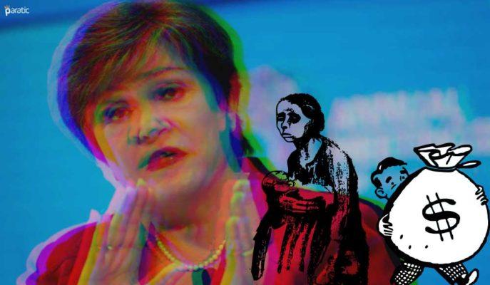 IMF/Georgieva, 2021'deki Büyük Korkusunu Açıkladı