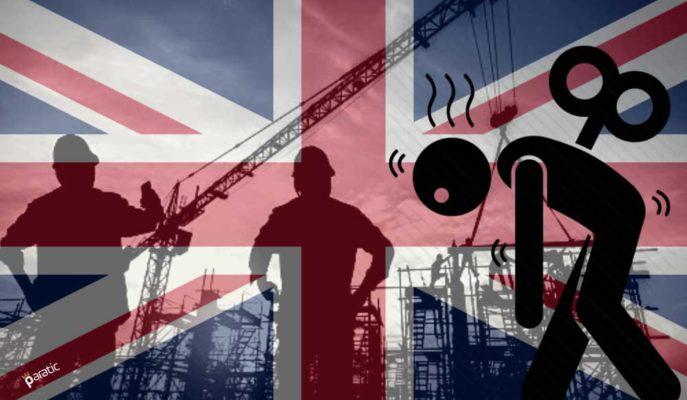 İngiltere İnşaat Sektörünün 7 Aylık Genişlemesi Ocak'ta Sona Erdi