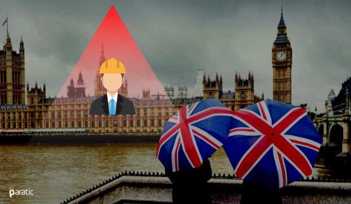İngiltere'de İşsizlik %5,1'e Çıkarken İstihdam Geriledi