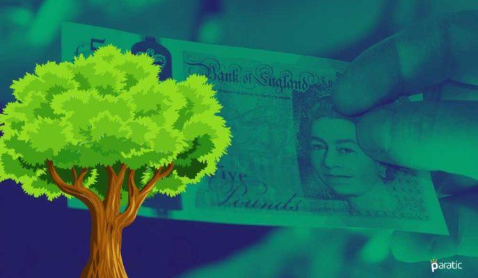 İngiltere Yeşil Finans Merkezleri için 10 Milyon Sterlin Yatırım Açıkladı