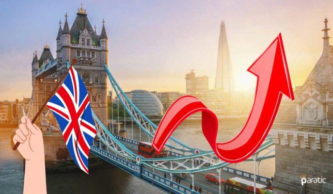 İngiltere'de Hizmetler Şubat'ta Yeniden İstikrar Kazandı