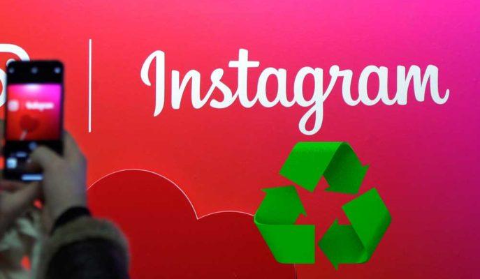 Instagram'da Kullanıcılar Silinmiş Gönderileri Geri Getirebilecek