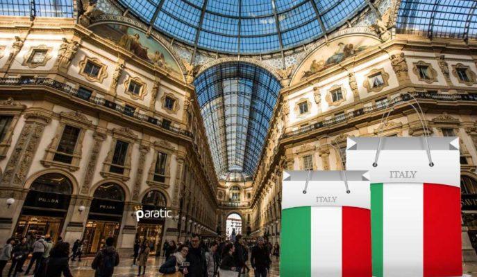 İtalya Perakende Satış Değeri 4Ç20'de Önceki Çeyreğe Göre %1,5 Azaldı