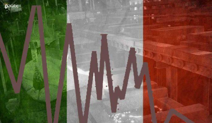 İtalya'da Sanayi Üretimi Aralık'ta Beklenmedik Şekilde Düştü