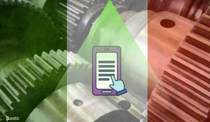 İtalya'da Yeni Sanayi Siparişleri Aralık'ta Hem Aylık Hem Yıllık Arttı