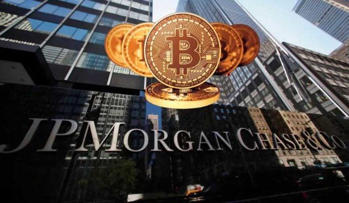 JP Morgan'a Göre Bitcoin Borsadaki Sert Düşüşlerine Karşı Dayanıklı Değil
