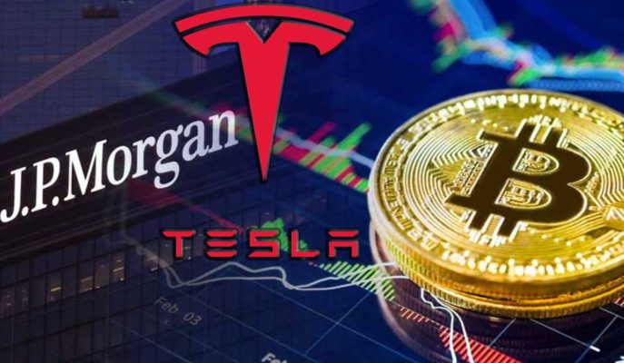 JP Morgan'a Göre Tesla'nın Bitcoin Alımı Tahminleri Yanıltabilir