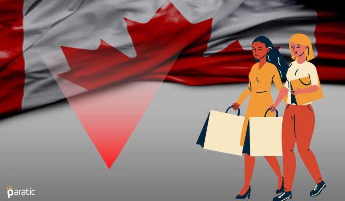 Kanada Perakende Satışları Aralık'ta 7 Aylık Artıştan Sonra İlk Kez Düştü