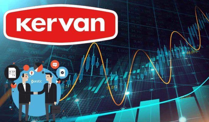 Kervan Gıda Hisseleri Avrupa'da Şirket Kurulacağı Açıklamasıyla %5 Yükseldi