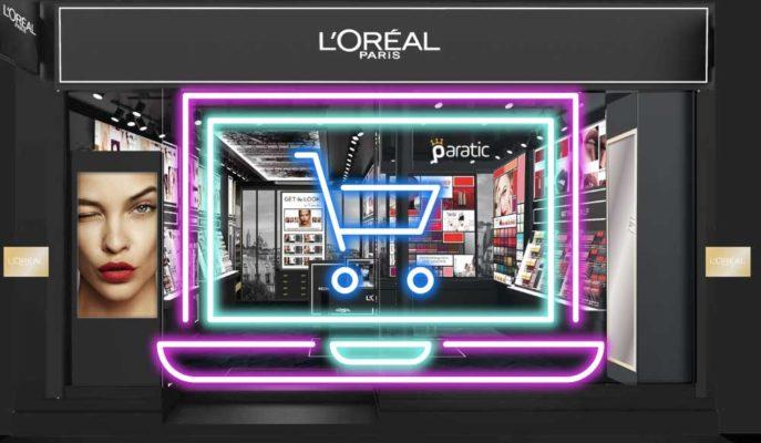 L'Oreal Online Geliri %62 Artarken Hisseleri %1,5'ten Fazla Yükseldi