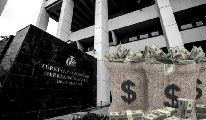 Merkez Bankası'nın Rezerv Varlıkları Ocak'ta %2,6 Arttı