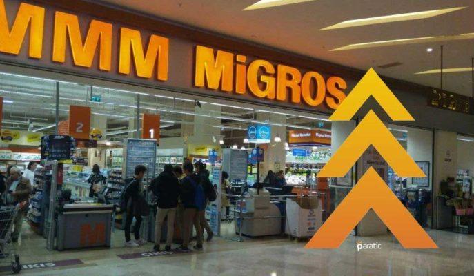 Mağaza Sayısını 2 Bin 314'e Çıkaran Migros Hisseleri Yıllık %75 Yükseldi