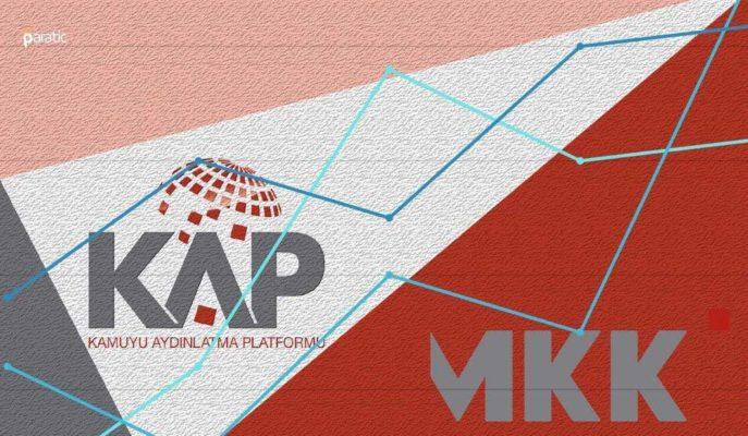 MKK Takip Kolaylığı için KAP Kar ve Ciro Endekslerini Yayınlamaya Başladı