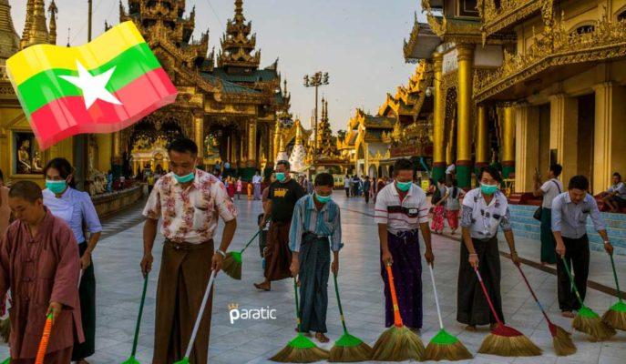 Myanmar İmalat Koşullarındaki Bozulma Ocak 2021'de Yumuşadı