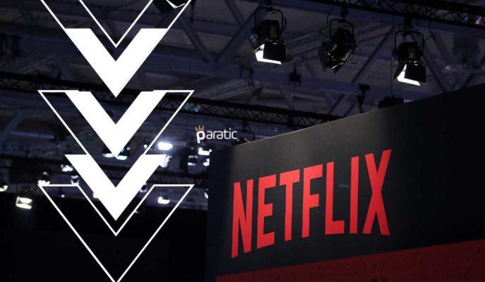 Netflix Hisseleri %1'i Aşan Kayıpla Haftalık Kazancını Eksiye Çekti