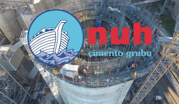 Nuh Çimento'nun SPK'ya Göre Düzenlenmemiş 2020 Net Karı 354 Milyon TL