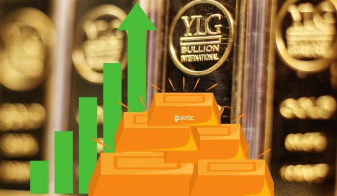 Analistler Yükselişe Geçen Ons Altın için 1900 Dolar Üstünü İşaret Ediyor