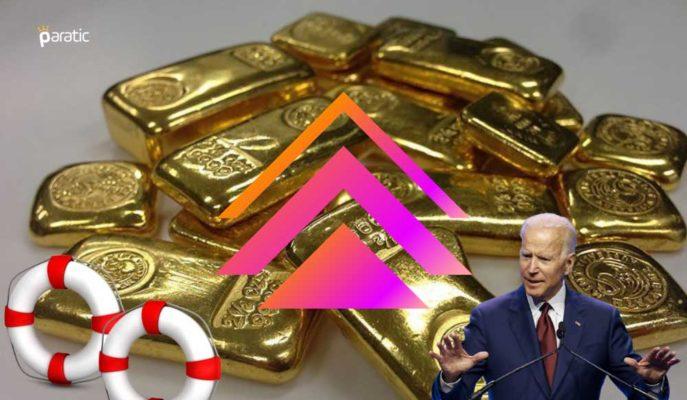 Ons ve Gram Altın Fiyatları ABD Teşvik Paketi Beklentileriyle Toparlandı
