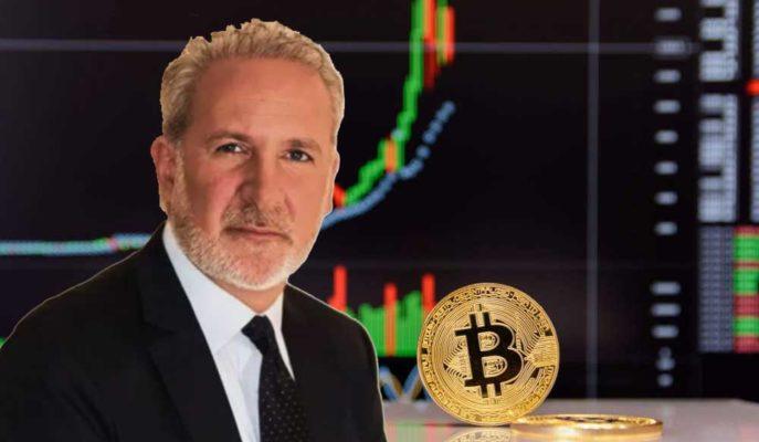 Euro Pacific Capital CEO'su Peter Schiff'e Göre Bitcoin 100 Bin Dolar Olabilir
