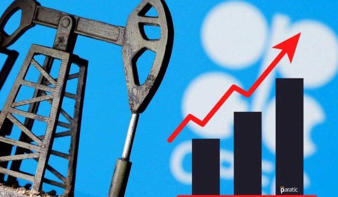 Petrol, OPEC'in Piyasayı Dengelemeye Kararlı Olduğu Sinyaliyle Yükseliyor