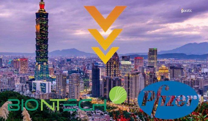 Pfizer/BioNTech Aşısının Asya Pazarındaki Payının Azalması Hisseleri Olumsuz Etkiliyor