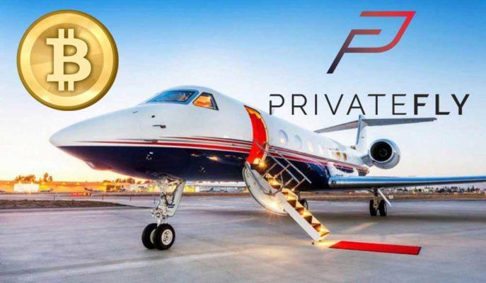 PrivateFly Gelirlerinin Yüzde 20'sini Kripto Paralardan Sağlıyor