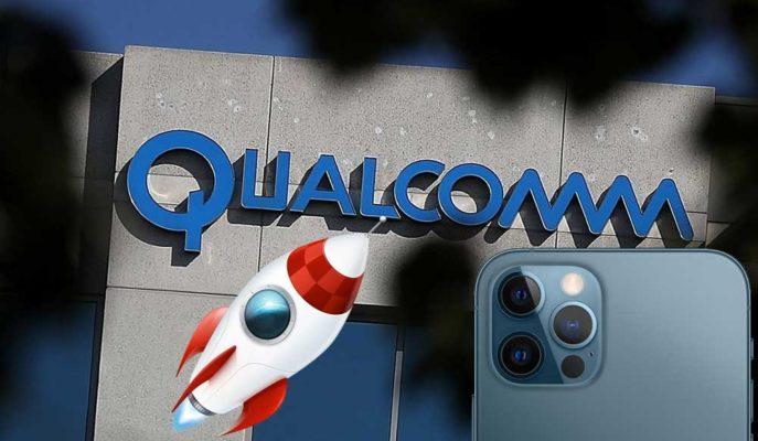 Qualcomm Son Çeyrekte iPhone 12 Desteği ile Kazancını Artırdı