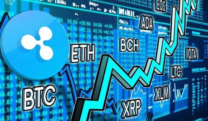 Ripple'ın Haftalık Yükselişi ile BTC ve ETH'ye Karşı Değer Kazandı