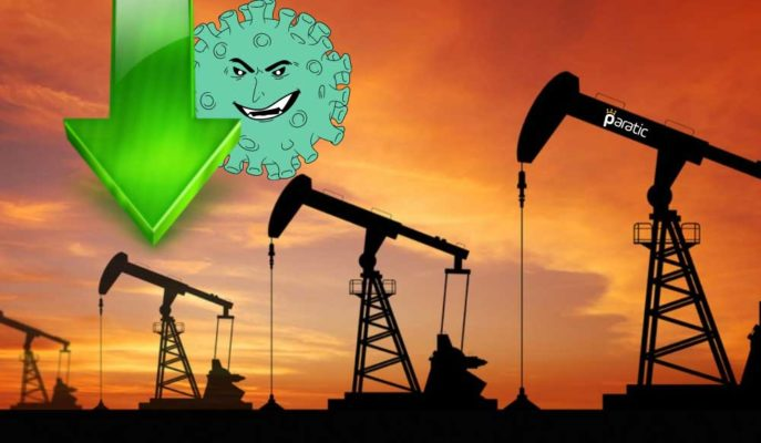 Salgının Talep Üzerinde Yarattığı Endişeler, Petrol Fiyatlarını Aşağı Çekti