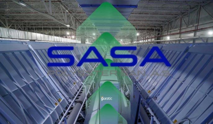 SASA Hisseleri 37,72 TL ile Rekor Seviyeden Fiyatlanıyor