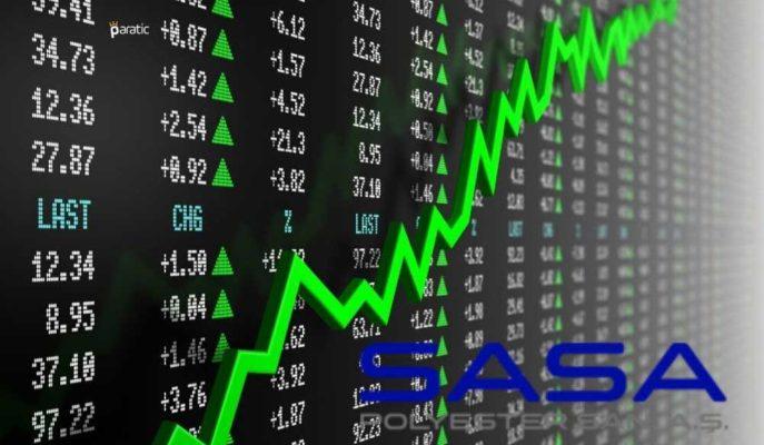 SASA Hisseleri 935 Milyon Dolarlık Yatırım Anlaşması Haberiyle Rekor Kırdı