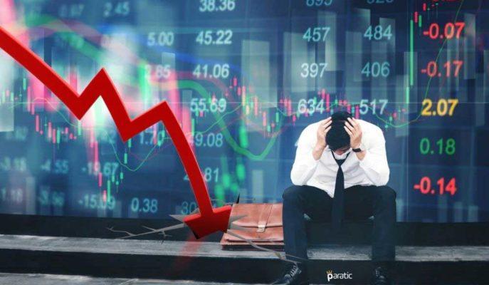 Satış Baskısı Süren Borsa 1443 ile Gün İçi En Düşüğü Gördü