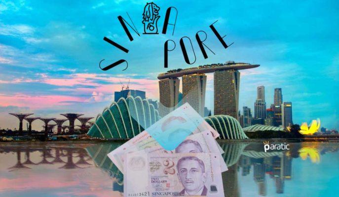 Singapur Rekor Bütçe Açığına Karşılık 2021'de Harcamaları Azaltacak