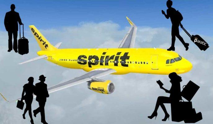 Spirit Airlines, Personel Eğitimlerini Yeniden Başlatarak İyileşmeye Hazırlanıyor